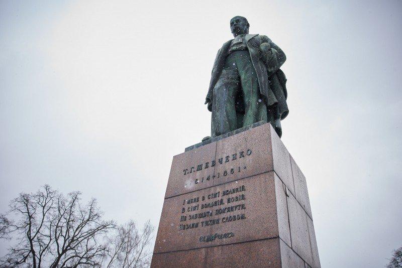 ذكرى تاراس شيفتشينكو