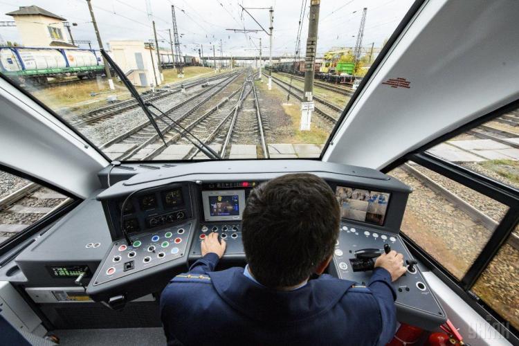 في كييف أطلقت محطة(Ukrzaliznytsia) قطاراً كهربائياً حديثاً