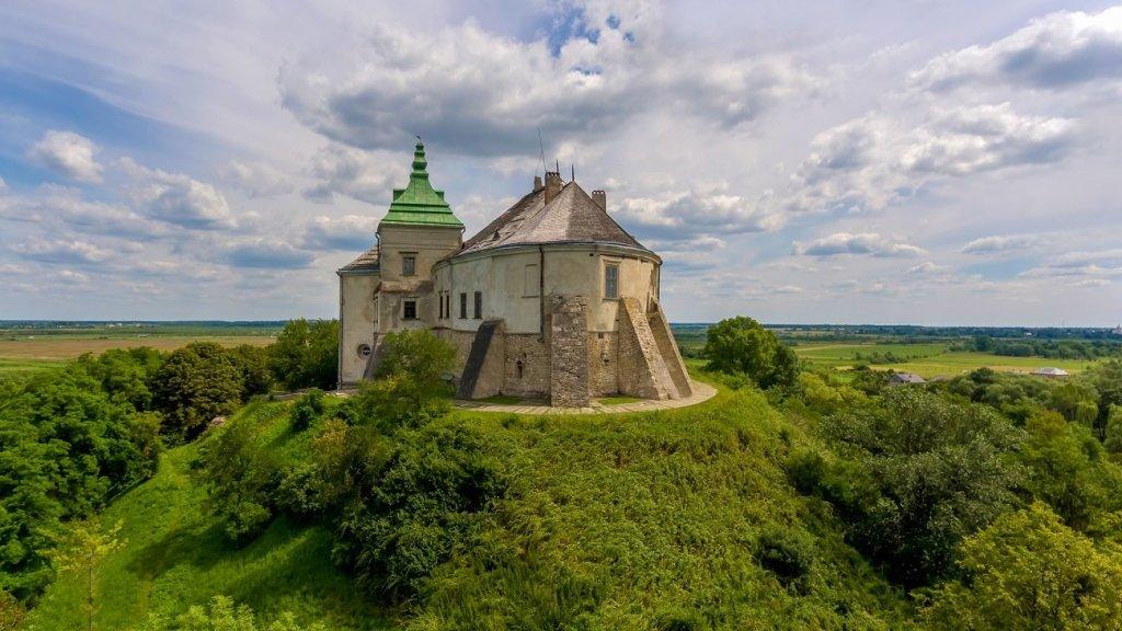 قلعة أوليسكي