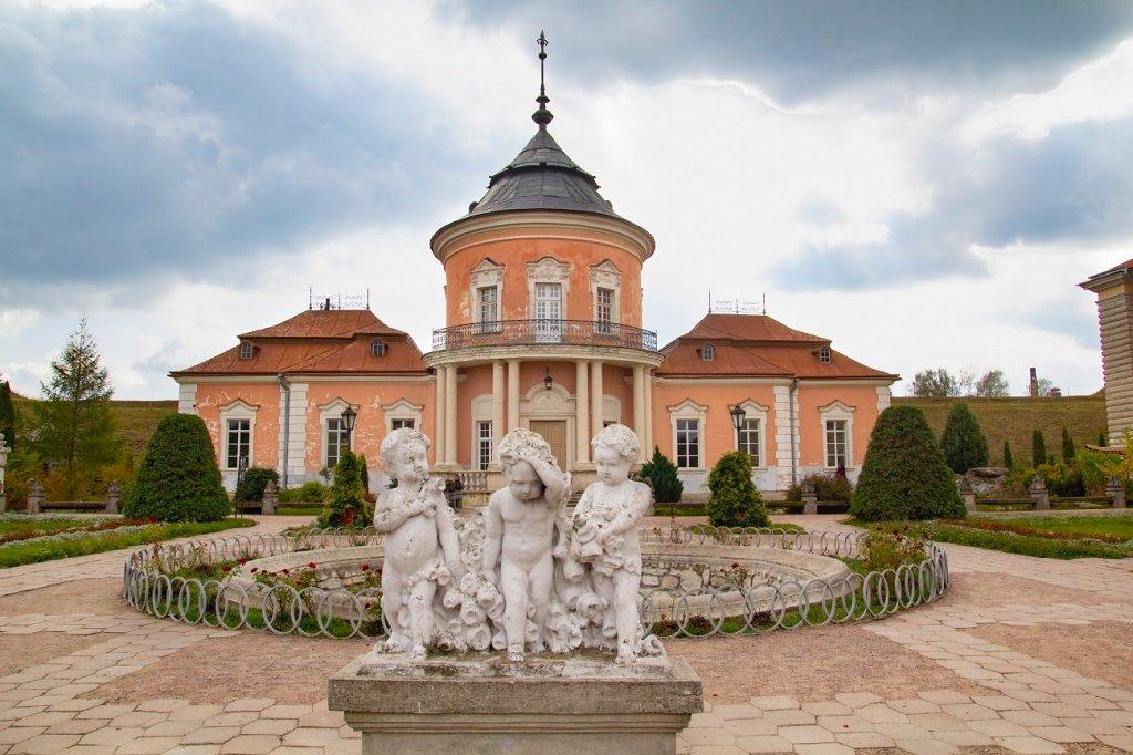 قلعة ZOLOCHEVSKY