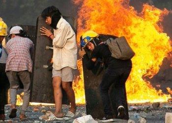 مقتل 89 شخصا في ميانمار خلال الاحتجاجات