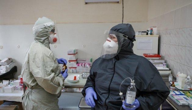 وفاة 35 شخصا في كييف في فيروس كورونا