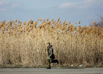 الاوكرانيين يؤكدون على روسيا تريد ضم معظم بلادهم اليها