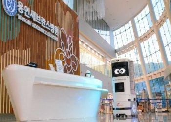 كوريا الجنوبية تصنع أول روبوت معقم للمباني في العالم