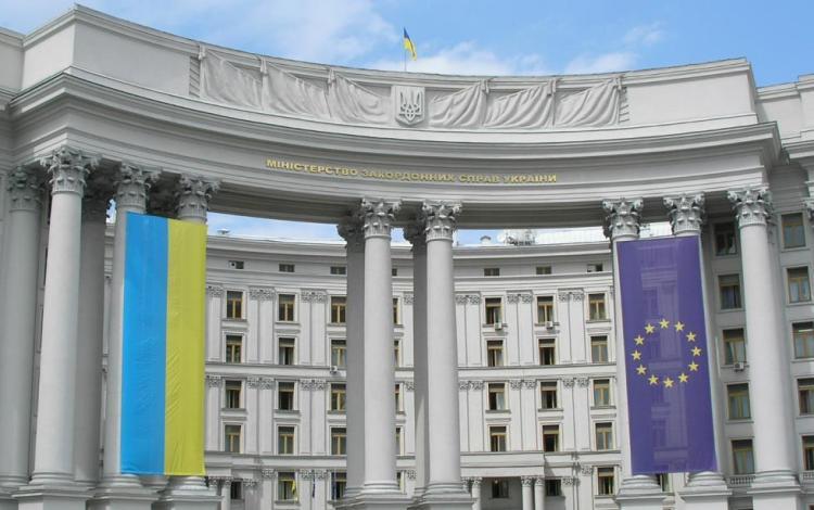 كييف ترسل مذكرة إلى وزارة الخارجية الروسية