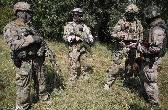 مقتل جندي أوكراني بالقرب من شومي