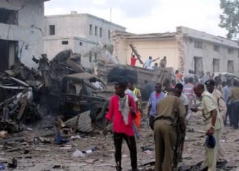 هجوم ارهابي في الصومال يودي بحياة ثلاثة أشخاص