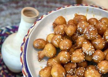 وصفات رمضانية : اللقيمات - فطائر حلوة