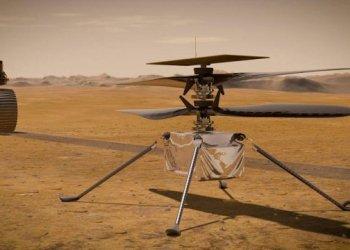 موعد جديد لرحلة الهليكوبتر المنتظرة إلى المريخ