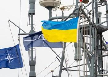 أوكرانيا تضع امالها على أن يؤدي إعلان قمة الناتو في يونيو إلى تمهيد الطريق لخطة عمل البحر المتوسط