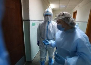 تسجيل 4095 حالة إصابة جديدة بفيروس كورونا في أوكرانيا