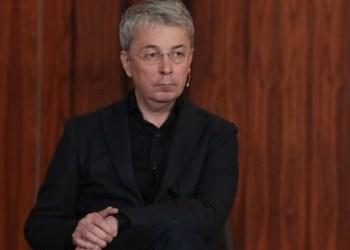 وزير الثقافة وسياسة الإعلام الأوكراني أولكسندر تكاتشينكو