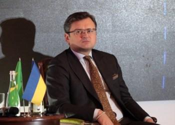 وزير الخارجية دميترو كوليبا