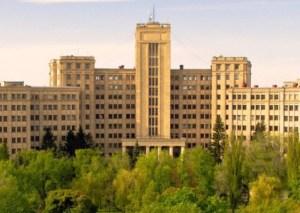 """جامعة خاركوف الوطنية """"الكرازنه"""""""