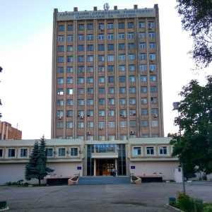 جامعة ولاية خاركيف للأغذية والتجارة