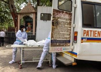 ولاية بيهار الهندية تشهد تزايد عدد الوفيات بكوفيد -19 ، بنسبة 70 بالمئة