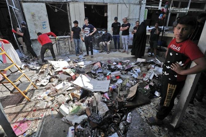 الإمارات والبحرين تدينان هجوم داعش القاتل على سوق بمدينة الصدر بالعراق