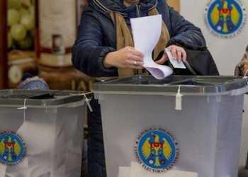 الانتخابات البرلمانية المبكرة بدأت في مولدوفا