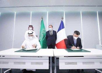 المملكة العربية السعودية وفرنسا توقعان اتفاقية لتعزيز حقوق الملكية الفكرية