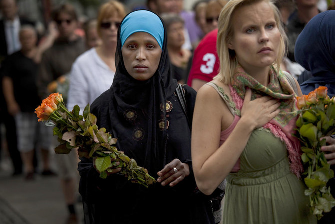 النرويج تحتفل بمرور عشر سنوات على قتل المتطرف اليميني بريفيك 77 شخصًا