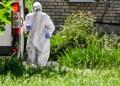 تسجيل 763 حالة إصابة جديدة بفيروس كورونا في اوكرانيا
