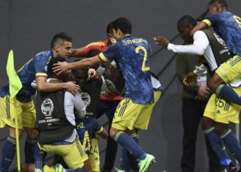 كولومبيا تفوز على بيرو في مباراة المركز الثالث بكأس أمريكا