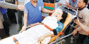 مصرع 28 مسيحيا في هجوم إرهابي في مصر