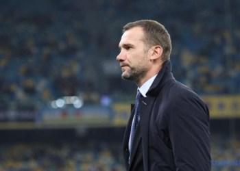 انتهاء عقد شيفتشينكو مع المنتخب الأوكراني