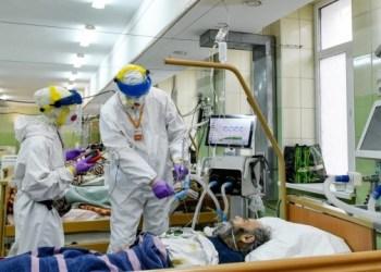 تسجيل 484 حالة إصابة جديدة بفيروس كورونا في أوكرانيا