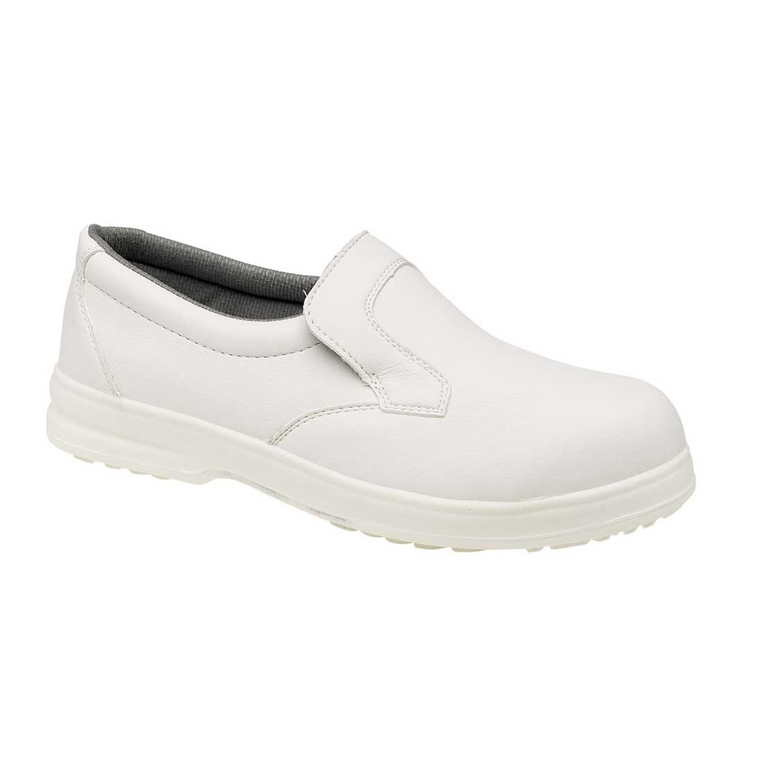 kitchen safety shoes for women water dispenser catering and machine washable white slip on unisex