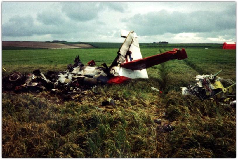 UK Military Aircraft Losses