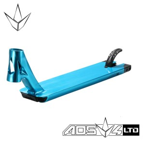 Blunt AOS V4 Limited Raymond Warner Deck- Blue