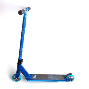 Gritt Fluxx 2015 Complete Scooter - Blue/Silver