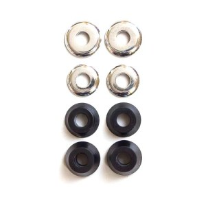 Independent Bushings - Low/Hard - 98A