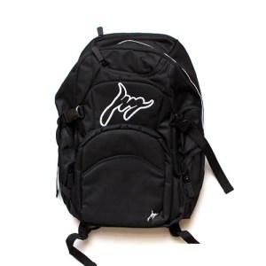 Jug XL Backpack - Black/White