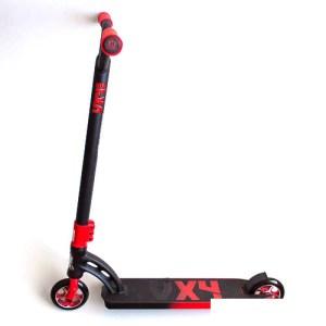 Madd Gear Pro VX4 Nitro Scooter - Black/Red