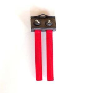 ODI Extra Longneck Grips - Red