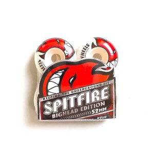 Spitfire Big Head F1 Wheel - 52mm