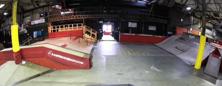 UK Skate  Informational Website