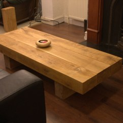 Oak Kitchen Table Sets Rustic Cabinet Hardware Rectangular Coffee Tables   Buy Standard Sleeper ...
