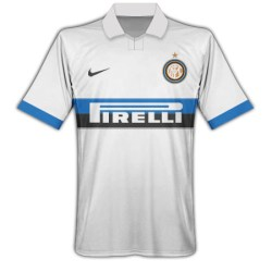 09-10 Inter Milan away (+ Your Name)