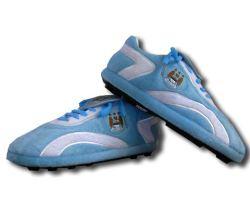 Man City Sloffies - Football Slippers