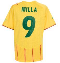 2010-11 Cameroon World Cup away (Milla 9)