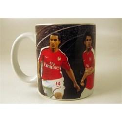 Arsenal FC Players Mug