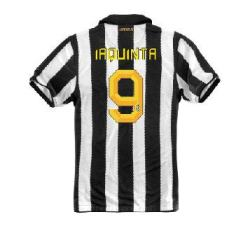 2010-11 Juventus Nike Home (Iaquinta 9)