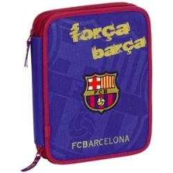 Barcelona FC Big Double Filled Pencil Case 55PC