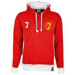 Liverpool Number 7 Retro Hoodie