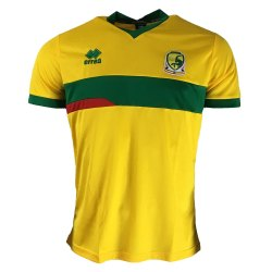 2016-2017 Ethiopia Away Football Shirt