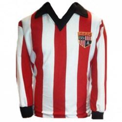 Stoke City 1975-1976 Retro Football Shirt