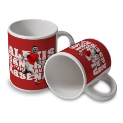 Alexis Sanchez Player Mug
